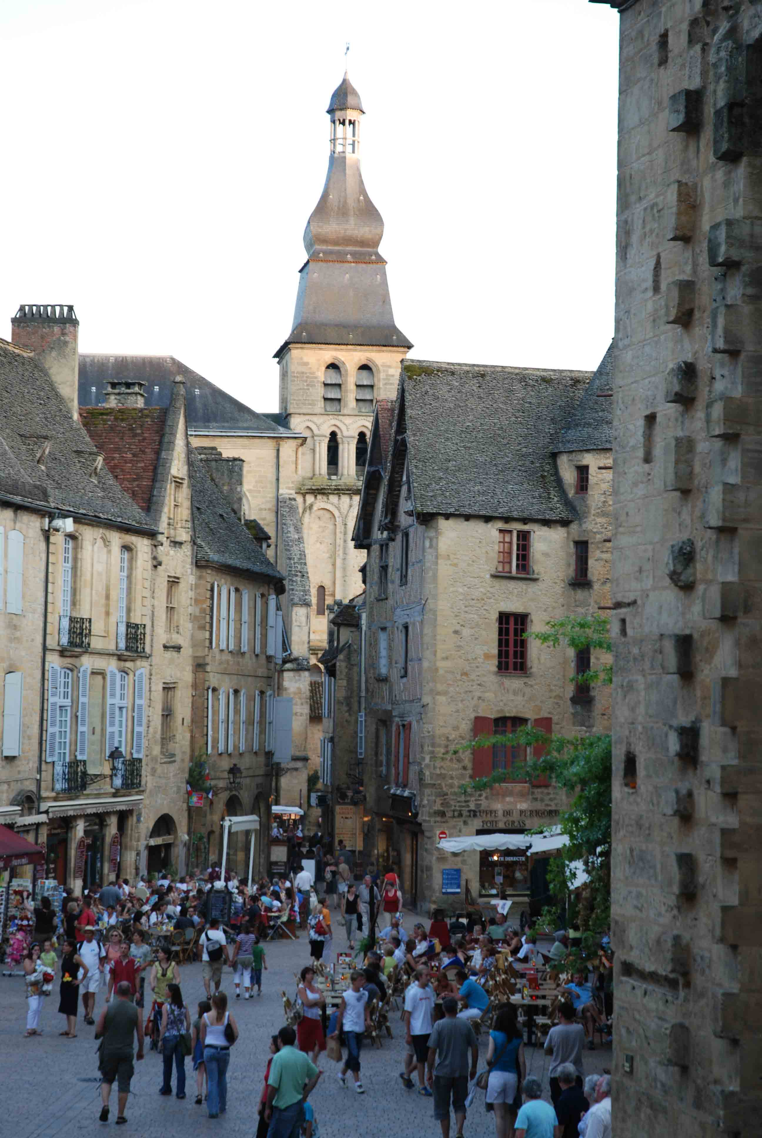 Musings On Turning 50 In Sarlat La Caneda France