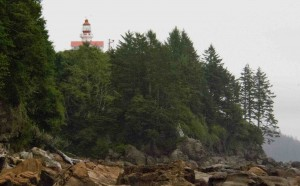 WCT Carmanah Lighthouse